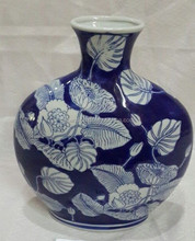 Various Chinese antique Ceramic Blue White Vase For Home Decor, chinese ceramic blue and white flower vase