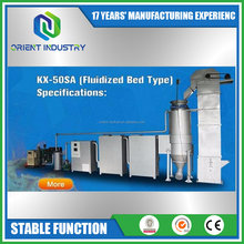 Biomass and Organic Waste Downdraft Gasifier Power Plant