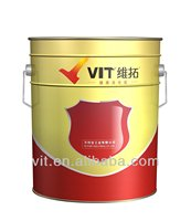Anti-stain formaldehyde ultra-low VOC decorative coating