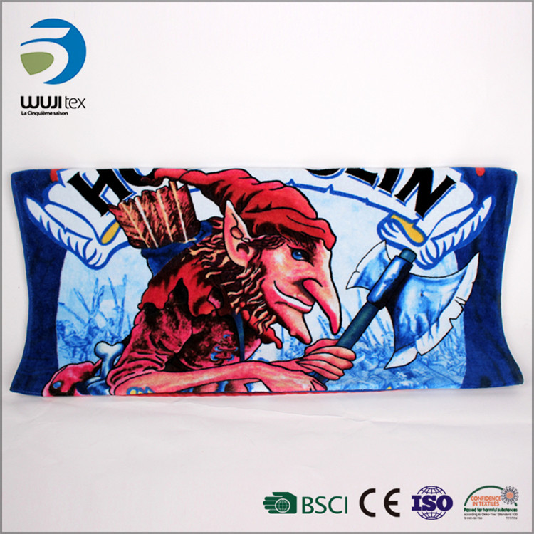 wholesale best sports bath quick dry customized microfiber travel towel
