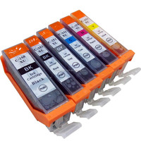 refillable ink cartridge 250 251 for canon