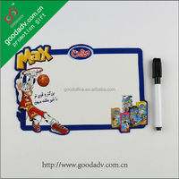 Multifunctional promotional gifts decorative magnetic message boards