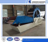 Good feedback and best price silica sand washing and vibrating dewatering machine with full service