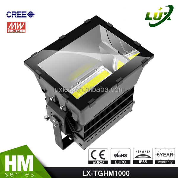 2016year hot seller Replacement 2000w Metal Halide and HPS led outdoor IP65 led flood light led flood light fixtures
