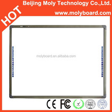 Electronic whiteboard interactive white smart board