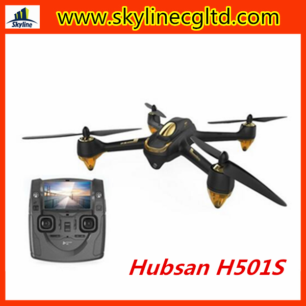 New arrive headless and one key return rc drone quadcopter Hubsan X4 H501S vs H502S