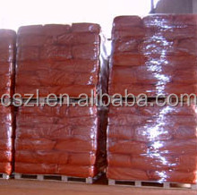 25 kg bag Iron Oxide pigment red H190 Asphalt