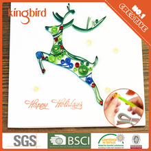 Kids Gift Picture Craft Paper Quilling Card Handmade Greeting Card Paper Art