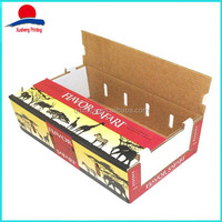 Strong High Quality Cardboard Fruit Box