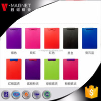 A4 Magnetic Clip Board Pvc Magnetic