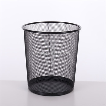 Home depot metal mesh waste bin