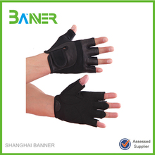 Neoprene high quality power lifting gloves for gym