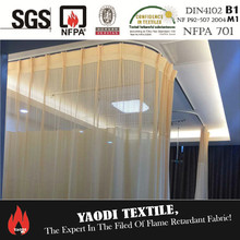 IFR hospital cubicle curtain fabric