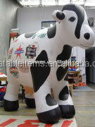 advertising inflatable Type inflatable cattle cartoon