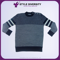 Hot Selling Lightweight Fashion Style New Pattern European Style Sweaters For Men