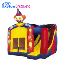 cost price Amusement park air inflatable bouncy castle combo bouncy house inflatable
