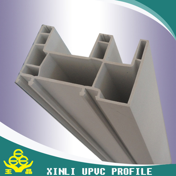 High quality low price germany upvc profile from chinese supplier