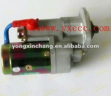 Gear motor for C240 Isuzu engine