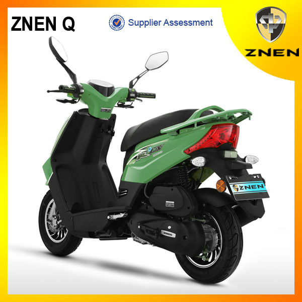 ZNEN Q- The New small scooter 49CC gas scooter cheap electric scooter with EEC EPA DOT