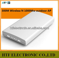 full test customized 300M protocol with 1000Mw Outdoor AP/CPE/Bridge wireless transmitter wimax booster cell phone antenna