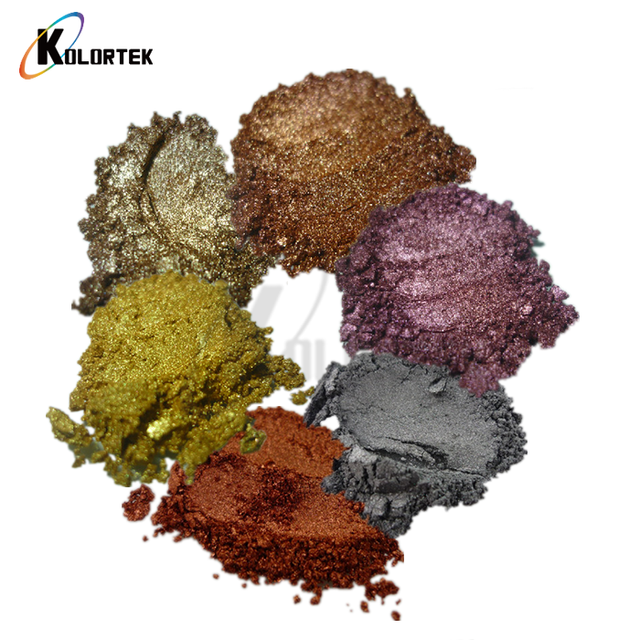 Metallic Epoxy Floor Pigments Mica Powders Used For Resin Impregnated, Floor Paint Pigments