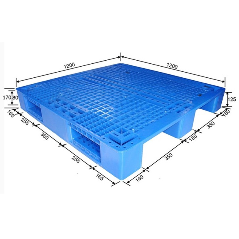 Good Quality plastic Reasonable Price Returnable Pallet <strong>1200</strong> <strong>x</strong> <strong>1200</strong>