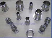 Stainless Steel Pipe Fitting Casting