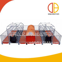 Poultry Farming Products Pig Farrowing Crate