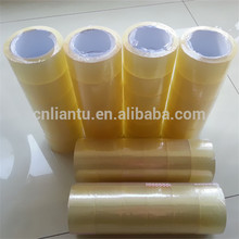 Easy tear bopp invisible stationery tape for carton sealing