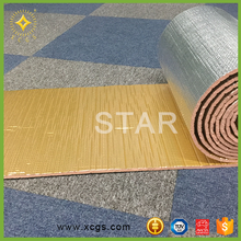 Antiglare Alu Foil/4MM XPE Foam/AL Foil Radiant Barrier Roof Building Insulation Materials