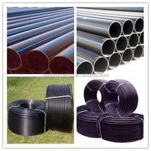 PE100 polyethylene pipes for water supply, SDR 11 Poly Pipe