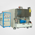HF birch wood chip dryer machine (3 cubic meters)