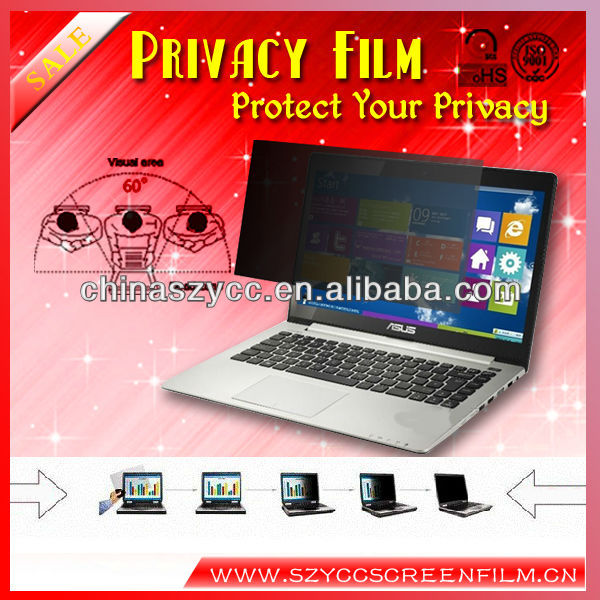 Good Products Anti Spy Screen Protection For Computer Privacy Film