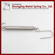 Coils Tension Springs Helical Galvanized Springs With Hook