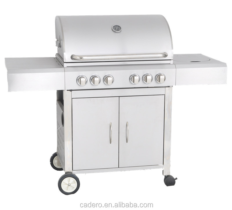 CBD-411CC Gas Barbecue Grill
