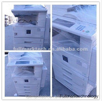 in good condition used copier machine Ricoh MP3030
