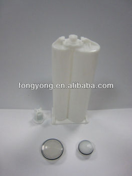 2:1 50ml two component dual caulking cartridges for adhesive
