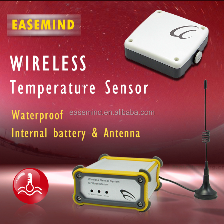 G7-TM Wireless smart remote sensor 433 mhz temperature for agriculture