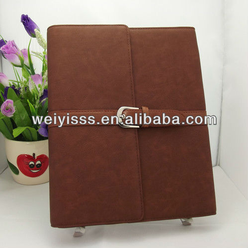 Belt Wallet PU Leather Case Stand For iPad 2 /3/4