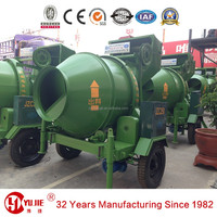 JZC250 Concrete Mixer Mobile China Small Concrete Mixer