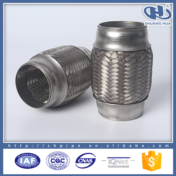 304 Stainless Steel Auto/Car exhaust prices of galvanized pipe tubes