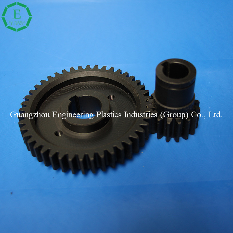 Injection plastic nylon gear small MC nylon gear nylon interal ring gears