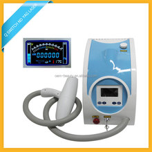 2015 portable tattoo removal laser machine skin lifting portable tattoo removal laser