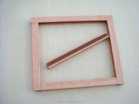 Photo frame/picture frame MDF board (can be reprocessed)
