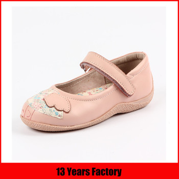 comfortable and cute baby leather shoes