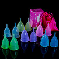 Good quality and price menstrual cup