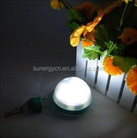 Solar Powered 4 LEDs Outdoor Lights Solar Garden Decoration Lights Hanging Lights Lamps