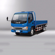 Good performance JAC 3.7T diesel single cabin mini truck for sale