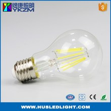 China supplier manufacture durable a19 a60 led filament bulb