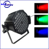 Hotsale disco DJ lights high power stage par can light 54x3w rgbw led par 64